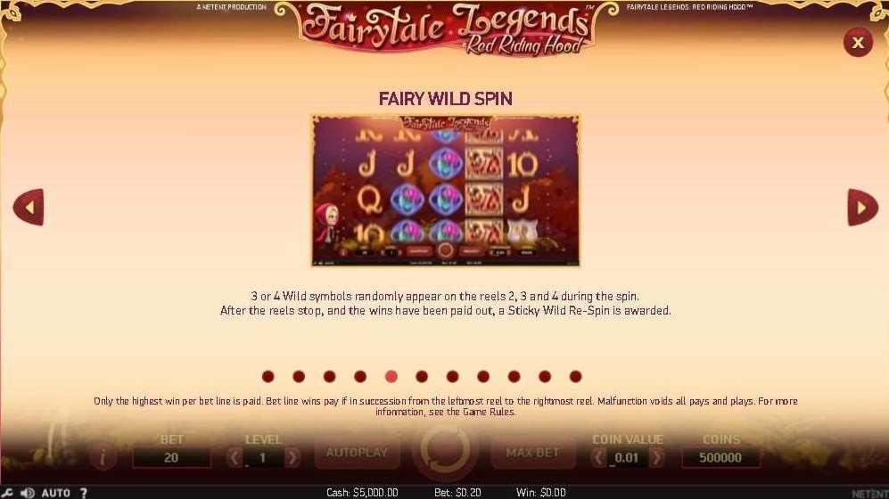 Fairy Wild Spin1