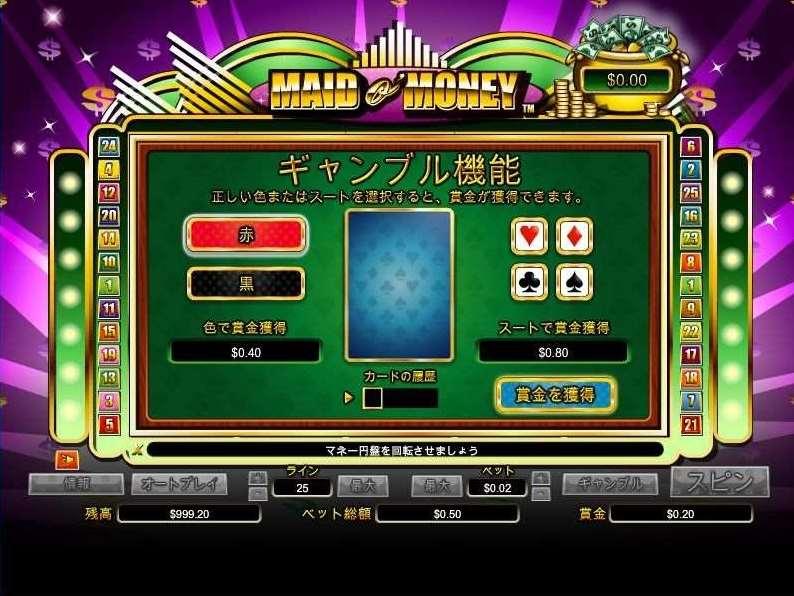 ギャンブル機能3