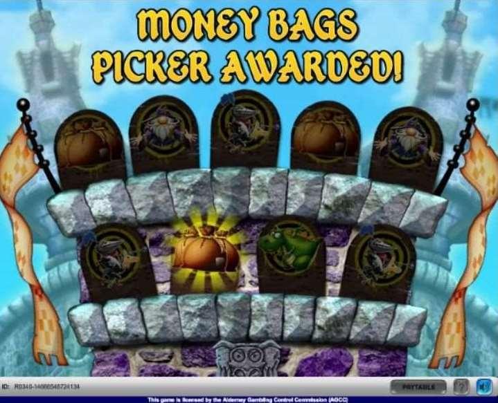 Money Bags Picker a Warded1