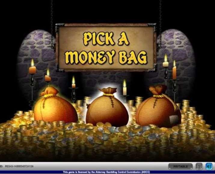 Money Bags Picker a Warded2