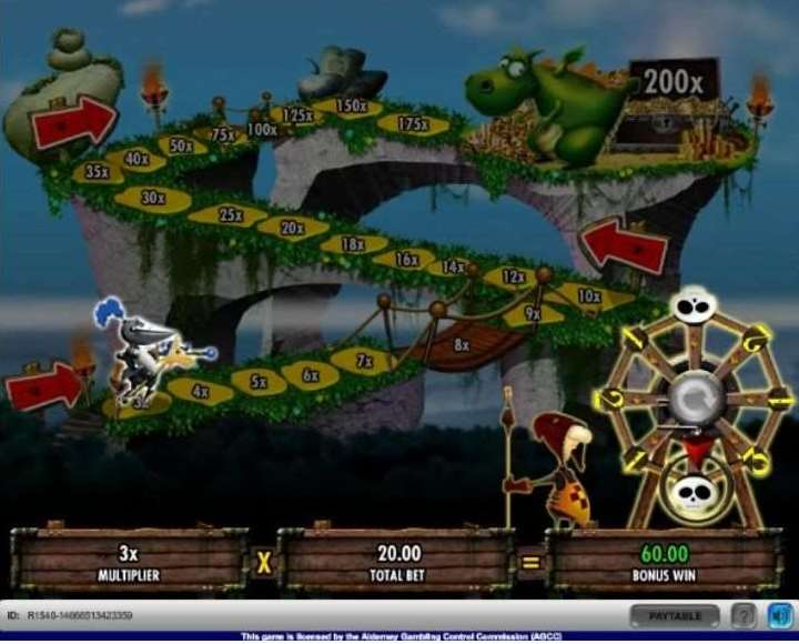 Dragon Path Bonus4