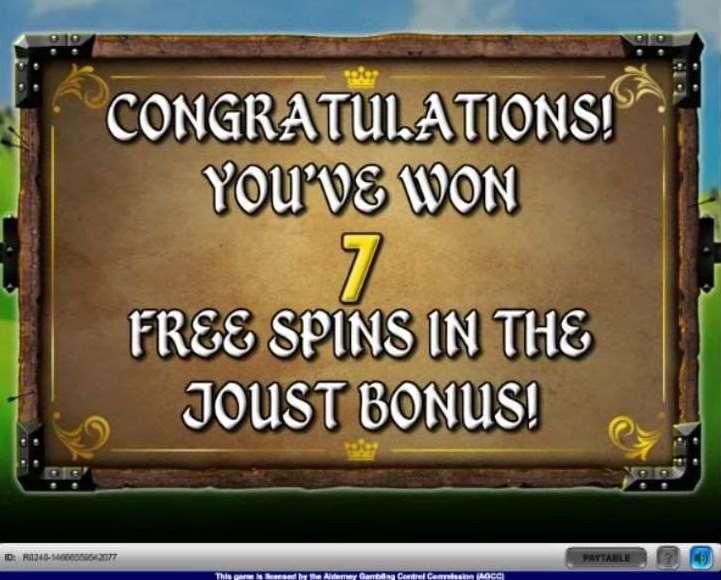 Just Free Spins Bonus3