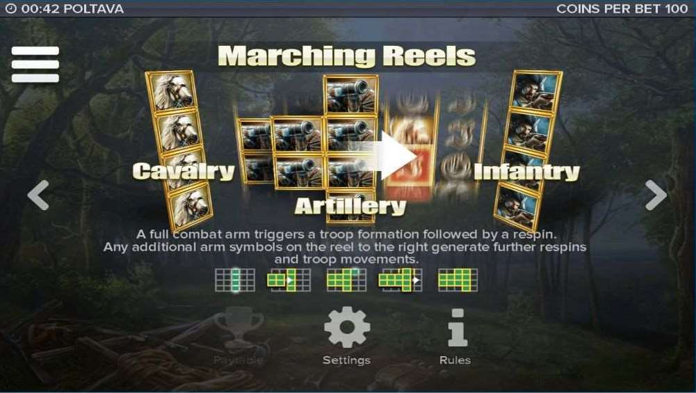 Marching Reels1