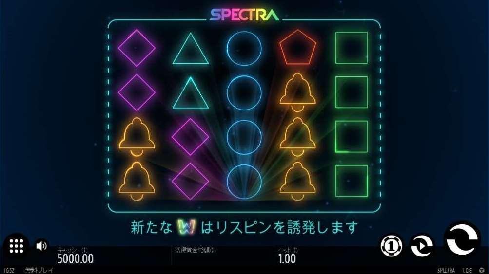 VJ Spectra