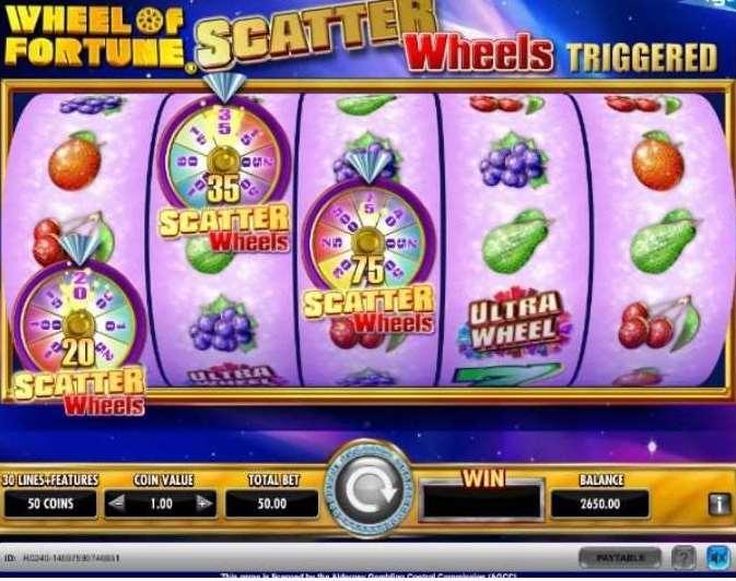 Scatter Wheels Bonus3