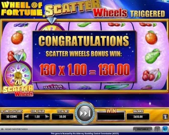 Scatter Wheels Bonus4