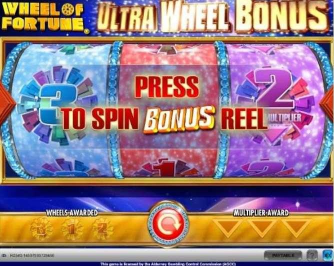 Ultra Wheel Bonus4