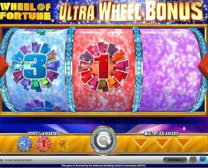 Ultra Wheel Bonus5
