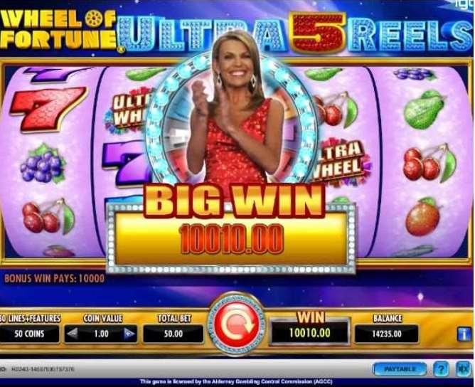 Ultra Wheel Bonus14