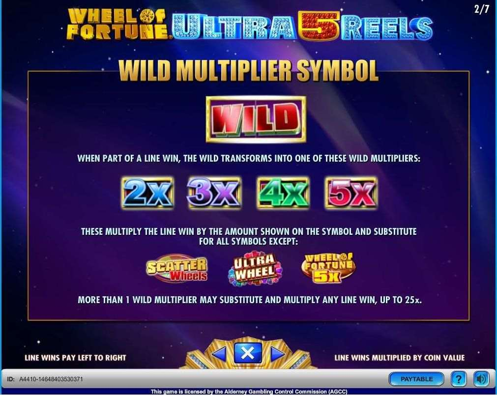Multiplying Wilds Feature1