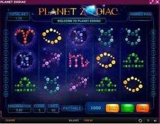 Planet Zodiac