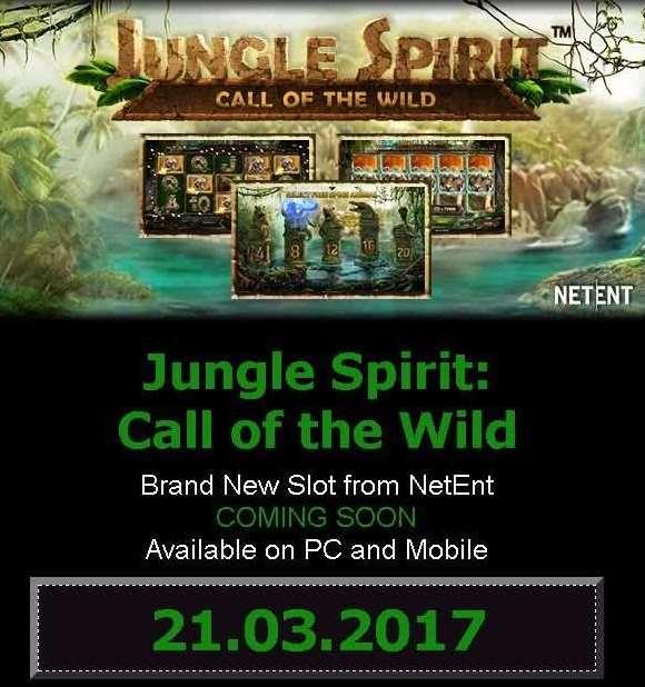 Lucky Nikiカジノ Jungle Spirit Call of the Wild