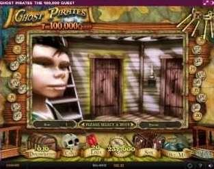 lucky doorボーナスゲーム5