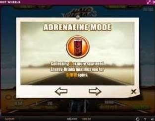 アドレナリンモード1
