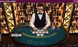 Lucky NikiライブカジノEvolution Gaming社のA4