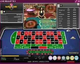 Lucky NikiライブカジノXPro Gaming社のA1