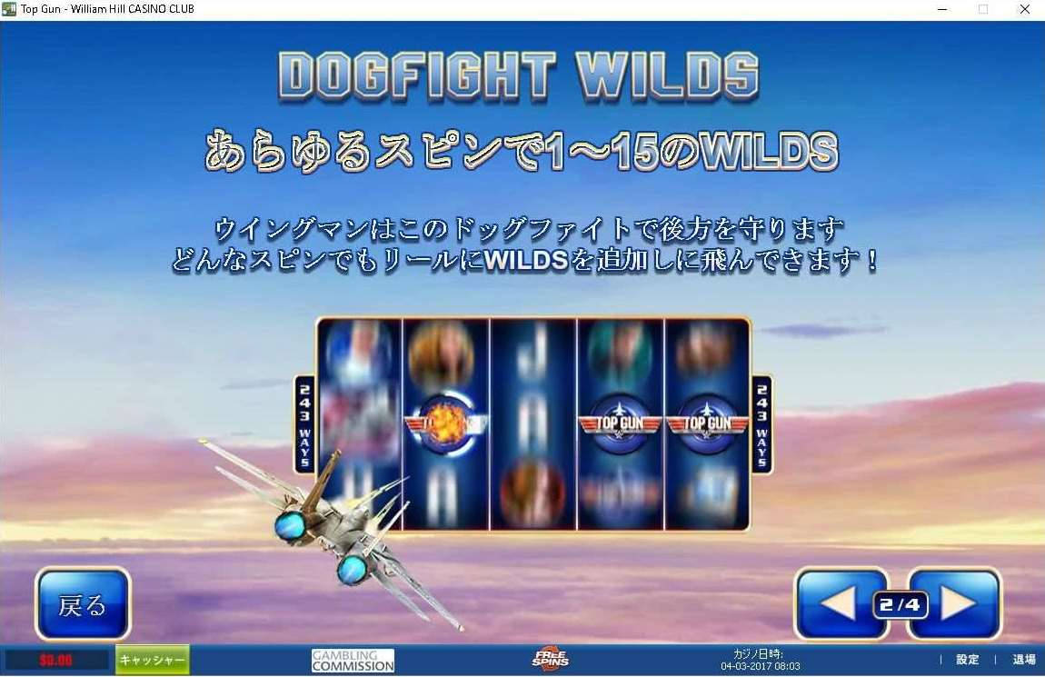 Dogfight Wilds