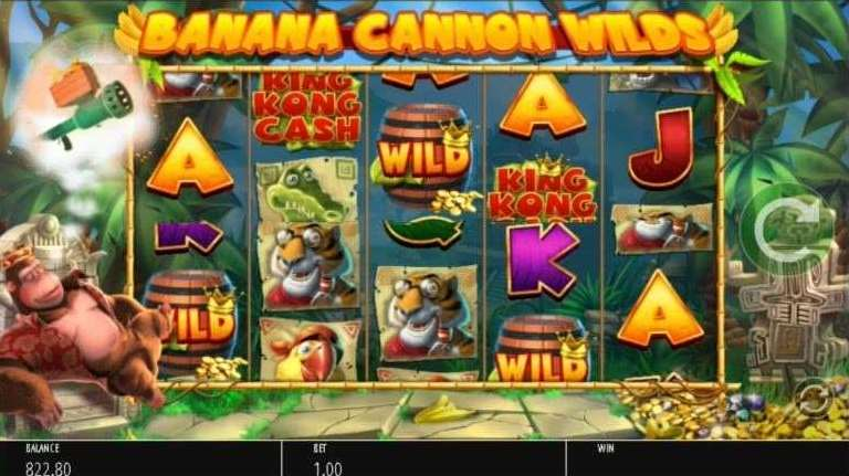 Banana Cannon Wilds1