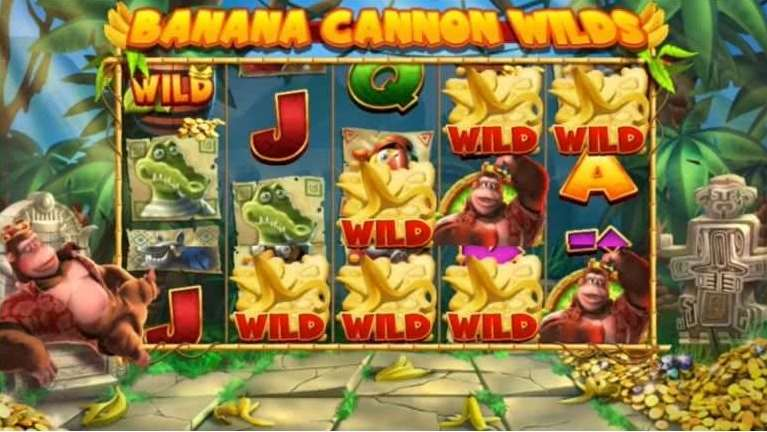 Banana Cannon Wilds3
