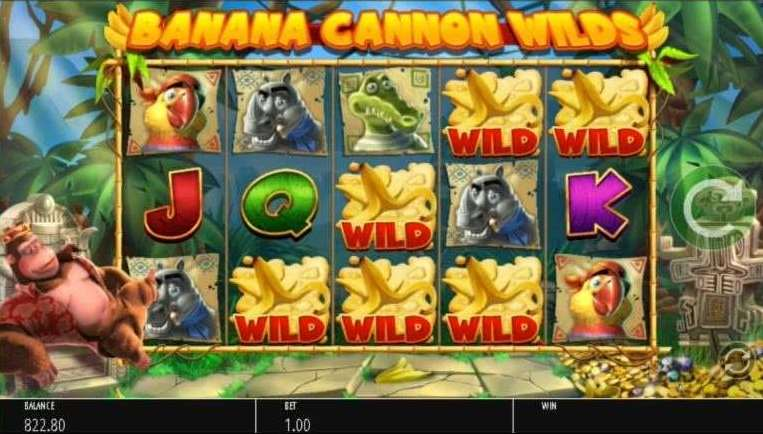 Banana Cannon Wilds4