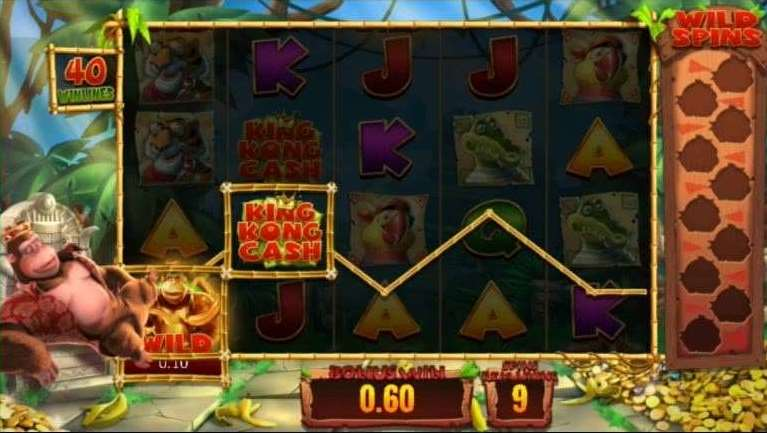 Golden Kong Free Spins3