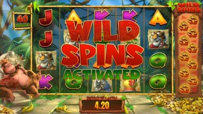 Golden Kong Free Spins7
