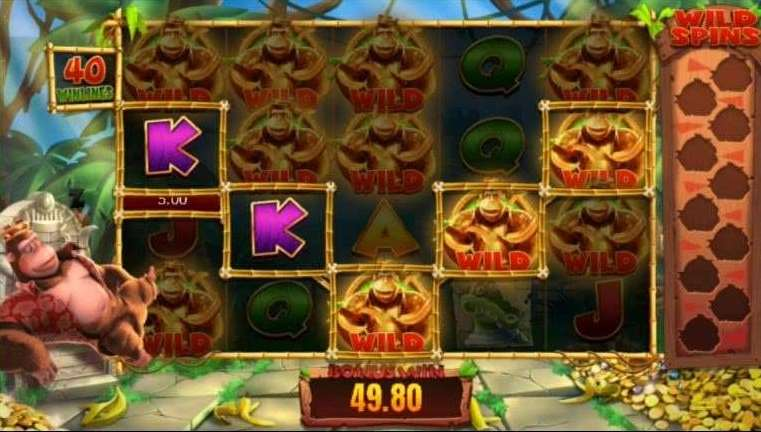 Golden Kong Free Spins9