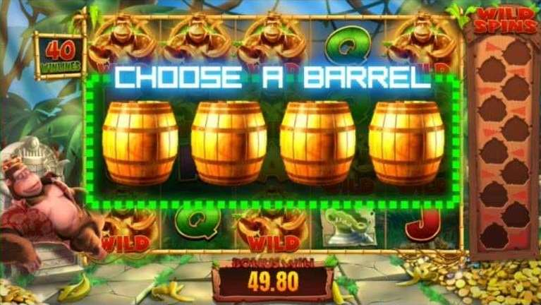 Golden Kong Free Spins10