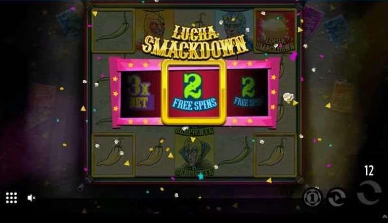 Lucha Bonusゲーム5