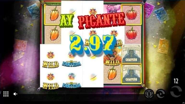 Lucha Bonusゲーム9