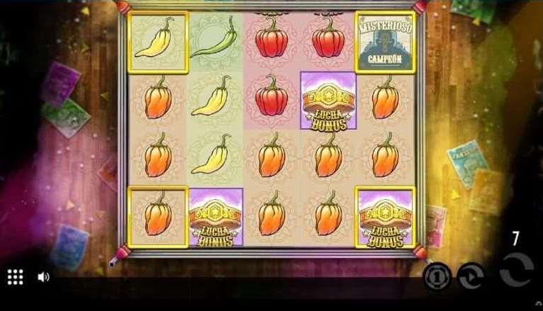 Lucha Bonusゲーム11