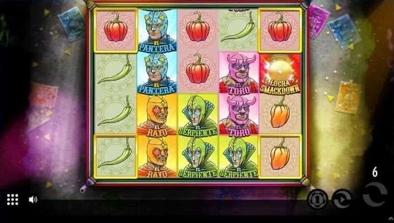 Lucha Bonusゲーム13