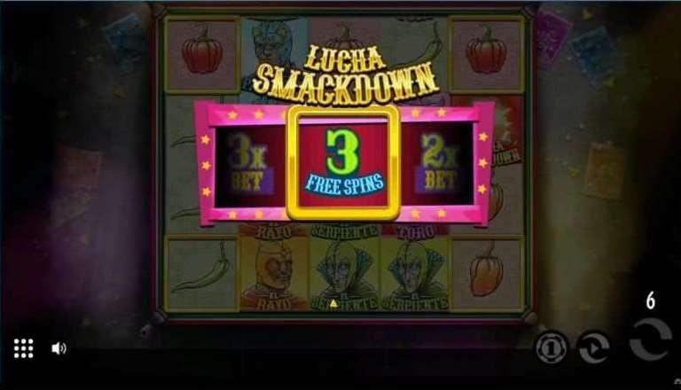 Lucha Bonusゲーム14