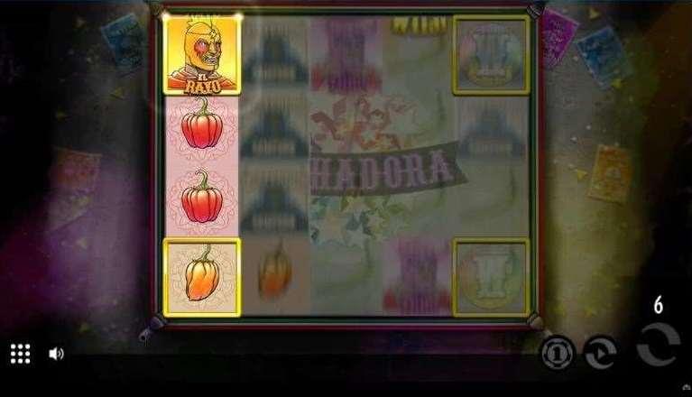 Lucha Bonusゲーム15