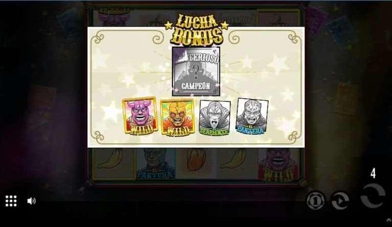 Lucha Bonusゲーム19