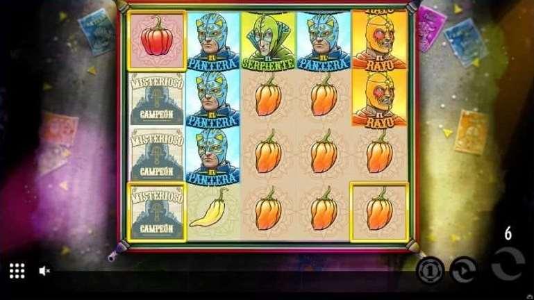 Lucha Bonusゲーム21