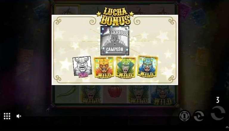 Lucha Bonusゲーム27