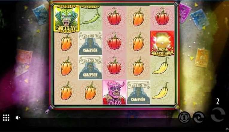 Lucha Bonusゲーム29