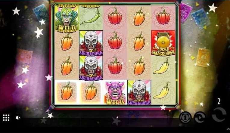 Lucha Bonusゲーム33