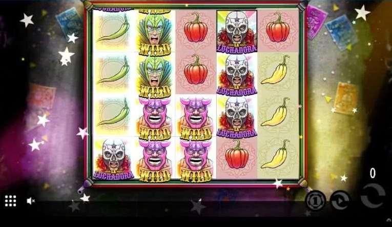 Lucha Bonusゲーム35