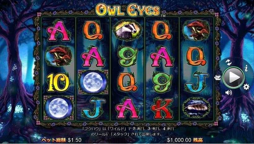 Owl Eyes Hd