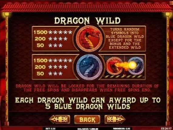 ドラゴンワイルド1