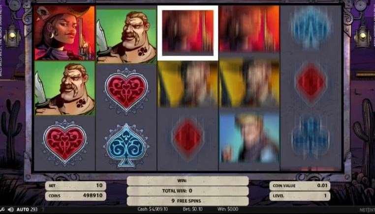 X2 Multiplier Wildが選ばれた場合5