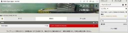 Yonex Open Japn