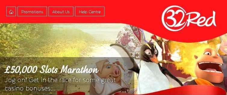£50,000 Slots Marathonプロモーション