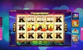 Lucky Niki Casino Twin Spin6