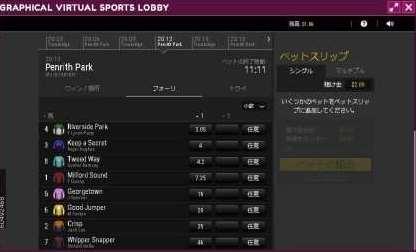 Lucky NikiフォーリキャストベットA1
