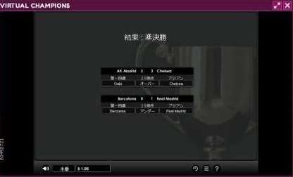 Lucky Niki-Virtual ChampionsA5