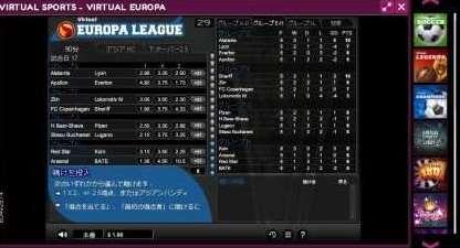 Lucky Niki-Virtual Sports Virtual EuropaA5-2