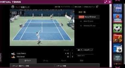 Lucky Niki-Virtual TennisA5-1